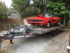 Trailer Rental - Car Hauler