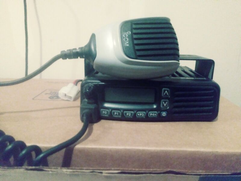 Icom F6061D UHF. 400-470 mhz IDAS digital  *Save $100 from a comparable seller*
