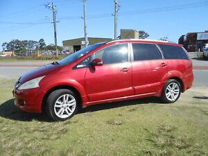 2007 Mitsubishi Grandis VR-X Automatic - 7 SEAT Wagon Wangara Wanneroo Area Preview