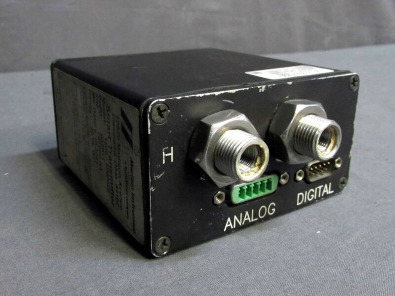 * Meriam Instrument 1500-DN0020 Smart ANALOG/DIGITAL Pressure Transmitter