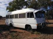 Converted Toyota Coaster 1978 to MotorHome Calingiri Victoria Plains Preview