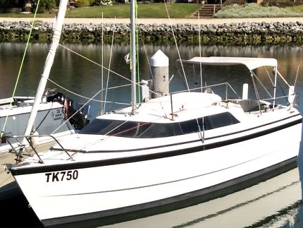 Wanted: Crew for sail boat