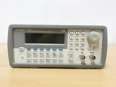 Keysight Agilent 33220a 20mhz Function Arbitrary Waveform Generator