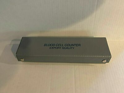 Brand New 8 Keys Blood Cell Counter 8 Key With Protective Case Lab Equipment