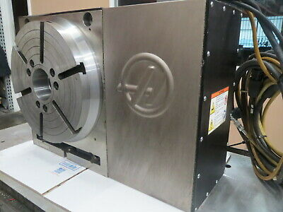 Recently Serviced 1 Year Warranty Haas Rotary Table Hrt-310 Brushless Sigma-5 P3