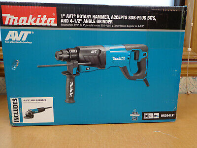New Makita Corded Electric 1 Avt Sds Rotary Hammer Grinder Hr2641x1 Freeship