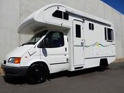 Ford Transit  Motorhome/Camper-Truck Bell Park Geelong City Preview