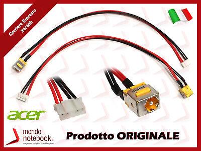 Connettore di Alimentazione DC power Jack Per Notebook Acer Aspire 5735Z