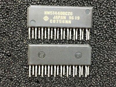 Hitachi RAM HM514400BS6 Lot of 4 pieces 514400 HM514400