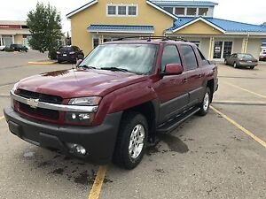 Fully loaded 2004 Z71 Avalanche