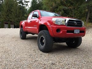05 Tacoma 240 km's trade for a dodge or chev diesel