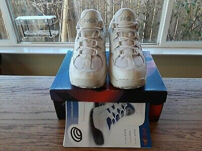 Womens Z-COIL orthopedic shoes SZ-8 White