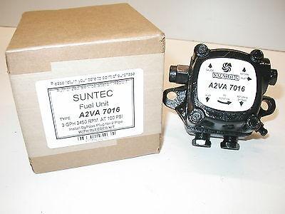Suntec A2va 7016 A2va7016 Oil Burner Pump 3450 Rpm