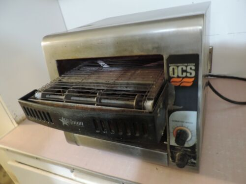 CONVEYOR TOASTER COMMERCIAL (HOLMAN)