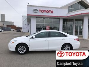 2017 Toyota Camry LE--$173 BI-WEEKLY WITH WARRANTY-READ DETAILS