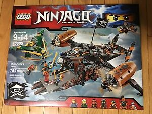 BNIB Lego ninjago master of spirituality 70605