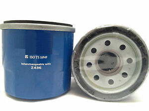1X Oil Filter Suits Z436 FORD MAZDA MITSUBISHI NISSAN SUBARU KIA