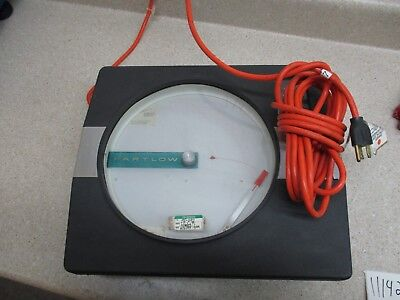 Partlow-chart Recorder Model4434-000-009-131-000 1114209rused