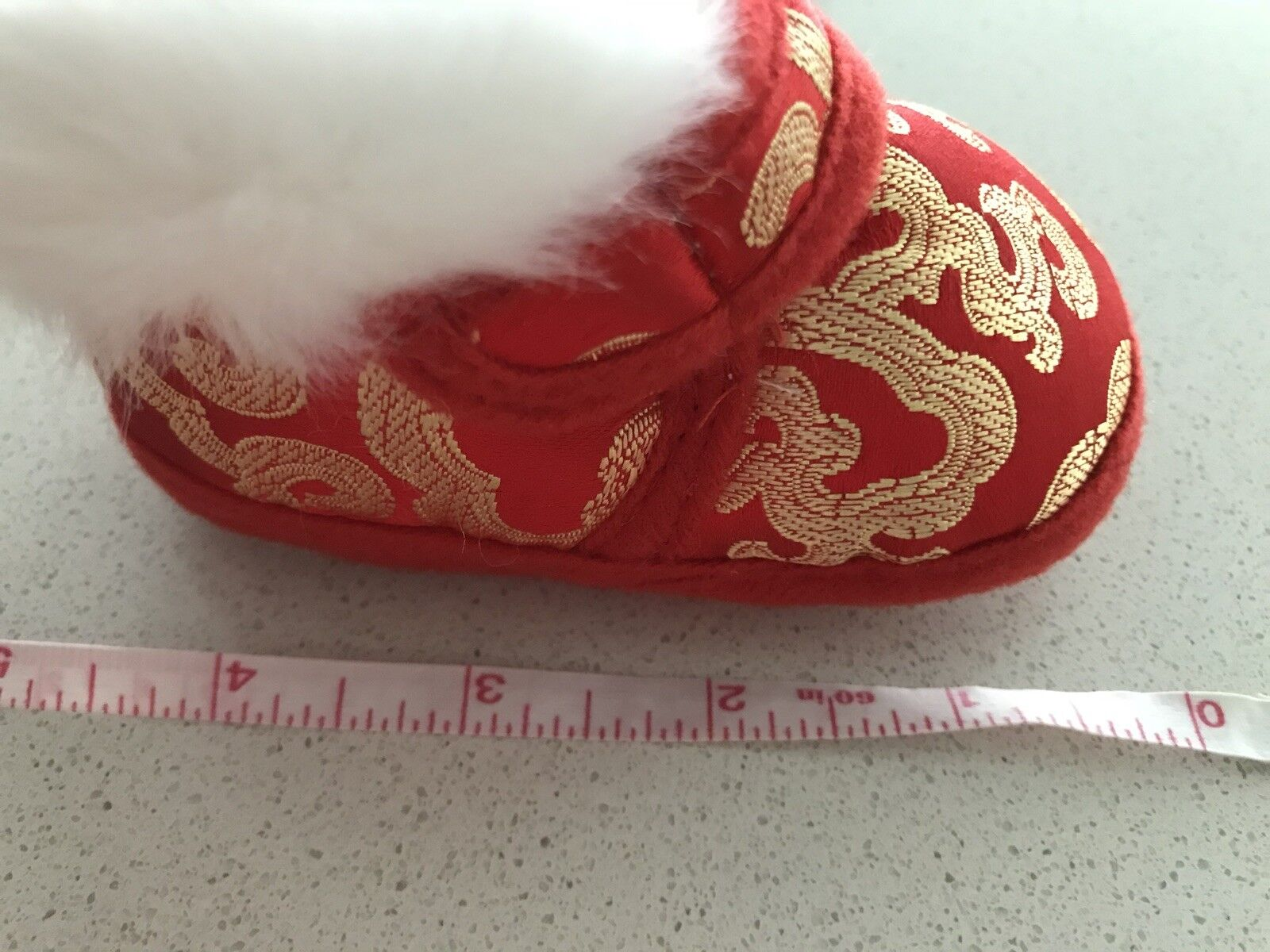 NEW Chinese Lunar New Year Baby Boots Size 4 1