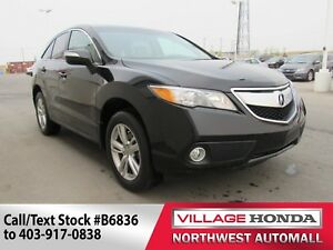 2015 Acura RDX AWD | Leather | Back-Up Camera |