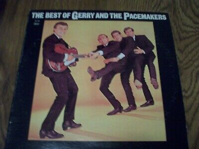 The Best of Gerry and the Pacemakers Vinyl