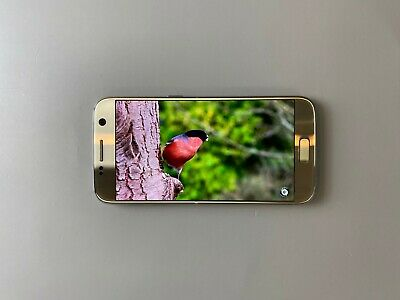 Samsung Galaxy S7 SM-G930S 32GB - Gold, Single Sim, Condition : Shadow