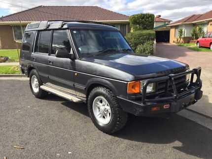 1998 Land Rover Discovery V8i Gladstone Park Hume Area Preview