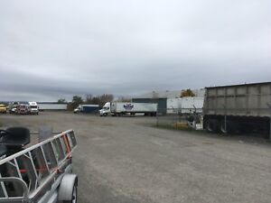 COMMERCIAL VEHICLE PARKING WEST OF PETERBOROUGH