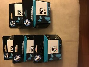 Cartridges for HP printer- new in the box