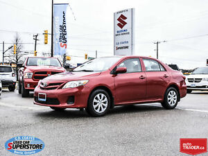 2012 Toyota Corolla CE ~Heated Seats ~Power Windows + Locks