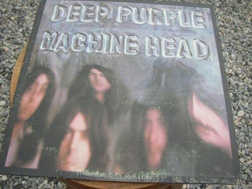 Machine Head LP, Deep Purple BS 2607
