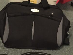 Travel laptop bag or carry on case