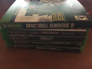 Xbox One  Day One Edition with games and kinect