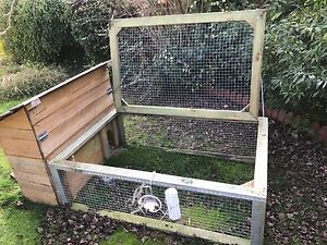 Rabbit hutch Carrick Meander Valley Preview