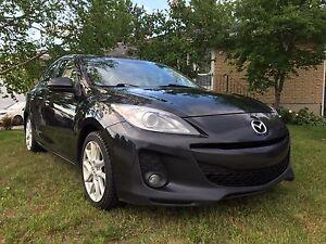 Mazda 3 GT 2012