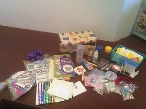 Craft Supplies! Scrapbooking, paper, stamps, stickers, beads, etc Brisbane City Brisbane North West Preview