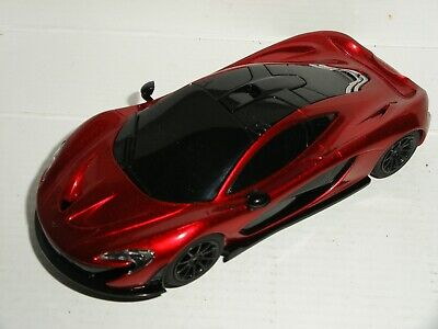Scalextric - Mclaren P1 Red - Nr. Mint