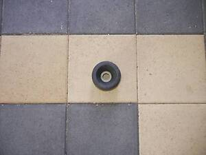 BOAT TRAILER BLACK RUBBER MOLDED SMOOTH WOBBLE ROLLERS Valley View Salisbury Area Preview