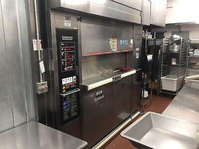 Hobart Revolving Bakery Oven Model Ho851g-18 18 Pan