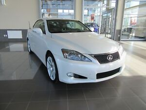 2010 Lexus IS 250C POWER CONVERTIBLE TOP, AUTOMATIC, HEATED L...