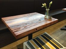 Cafe timber Table tops for SALE - Pick up NOw ready to go !!! Revesby Bankstown Area Preview