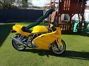 1997 Ducati 600 Super Sport Pasadena Mitcham Area Preview