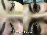 Threading waxing facials microdermabrasion