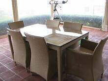 Outdoor dining suite for sale Kurrajong Hawkesbury Area Preview