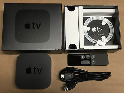 Apple TV 32GB Digital HD Media Streamer 4th Generation (Latest Model) MGY52LL/A