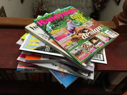 Home and Garden Magazines FREE! Enfield Burwood Area Preview