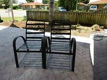 Out door dining chairs Kallangur Pine Rivers Area Preview