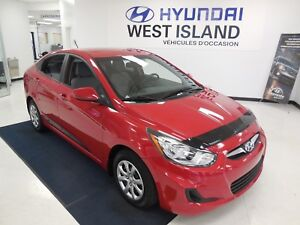 2014 Hyundai Accent GL 1.6L Berline/Sedan 50$/semaine