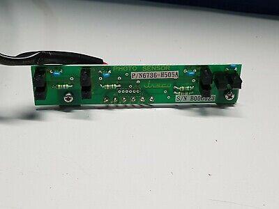 Jasco V530 Uvvis Spectrophotometer - Photo Sensor Board 6736-h505a