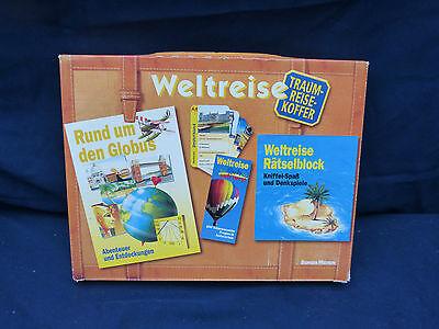 2145.  Weltreise Traumreisekoffer  -  Quiz und Rätsel  -  Serges Medien (Spielzeuge, Spiele Und Medien)